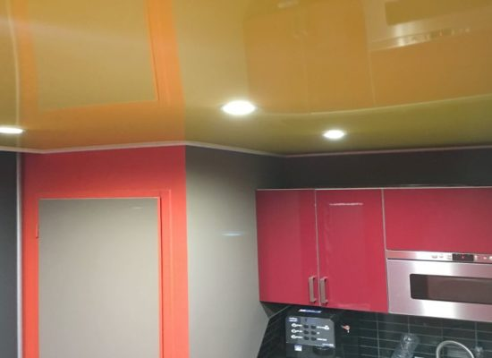 Colors stretch ceiling how to
