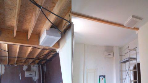 Waco Texas stretch ceiling